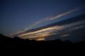 [tour][風景][夕焼け]狩野川から見る夕焼け