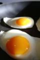[風景][food]朝、目玉焼き