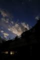 [風景]夕暮れ時の空