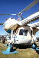 [飛行機]Ka-26リアビュー