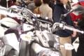 [moto]MT-07/YAMAHAのハンドル周り