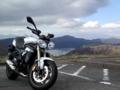 [tour][moto]大観山から富士山