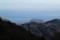 天閣台から真鶴半島?