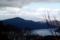 天閣台から富士山