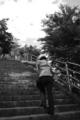 [tour]新倉浅間神社の階段