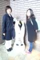 はに〜、にゃにゃとキングペンギン