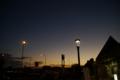 [tour][風景]夕景、道の駅富士