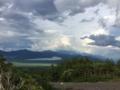 [風景]小富士から見る山中湖