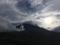 小富士から見上げる富士山