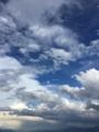 [風景]小富士から見る空