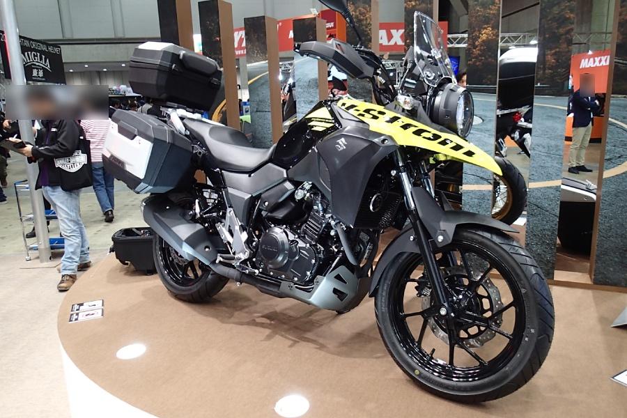 V-Strom 250/ズズキ
