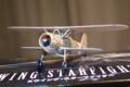 フィアットCR.42ファルコ、上翼取付け