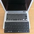 BluetoothキーボードとMacbookAirの比較