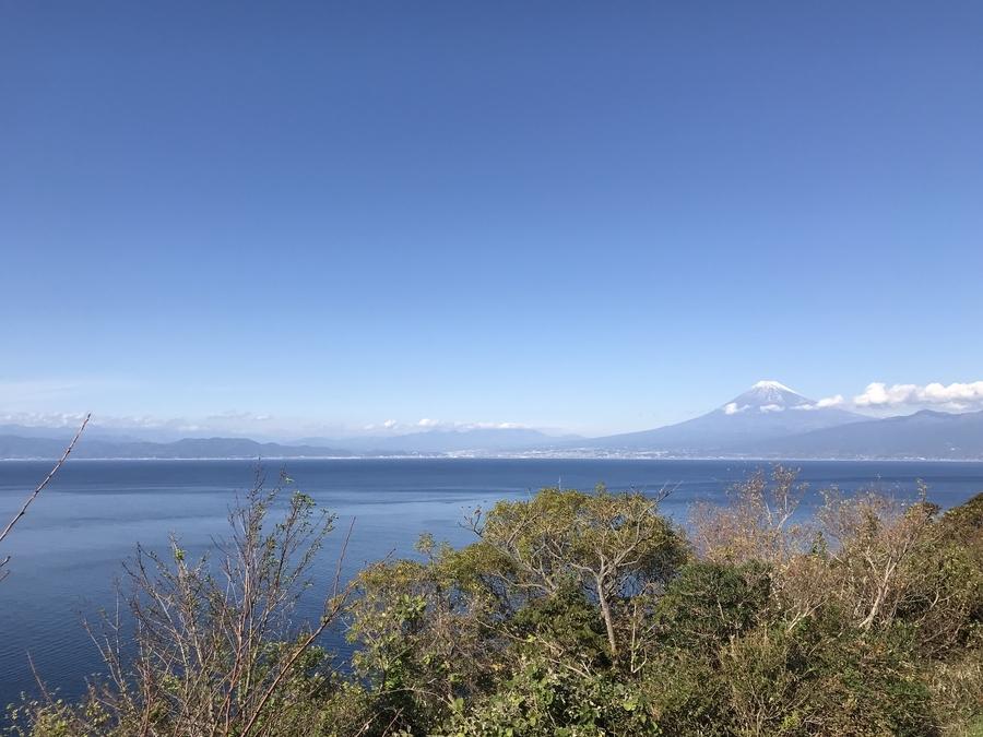 伊豆、箱根、富士山