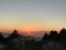 伊豆、十国峠、夕陽