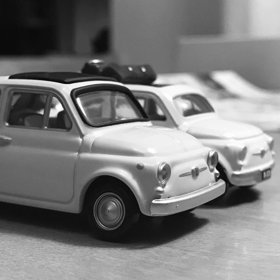 FIAT 500/トミカプレミアム