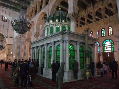 ウマイヤモスク