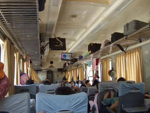 ベトナム列車