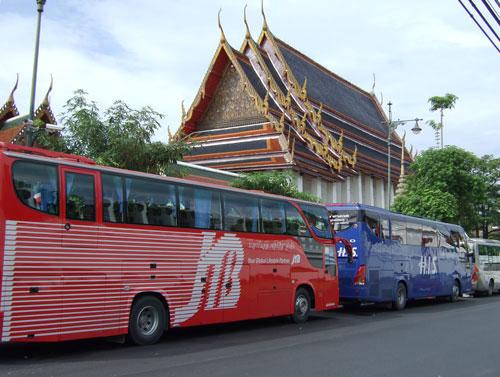 バンコク観光バス