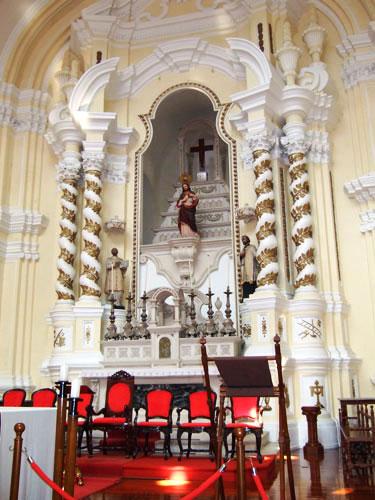 マカオ教会