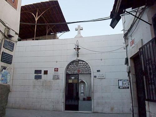聖アナニア教会