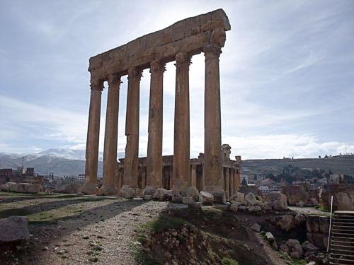 ジュピター神殿