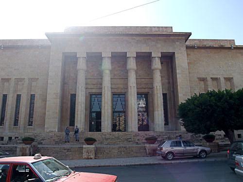 ベイルート国立博物館