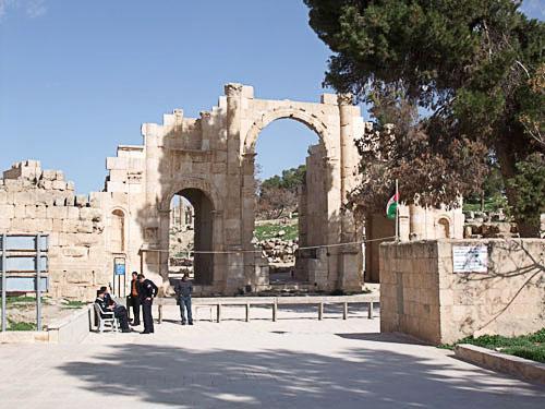 ジェラシュ遺跡