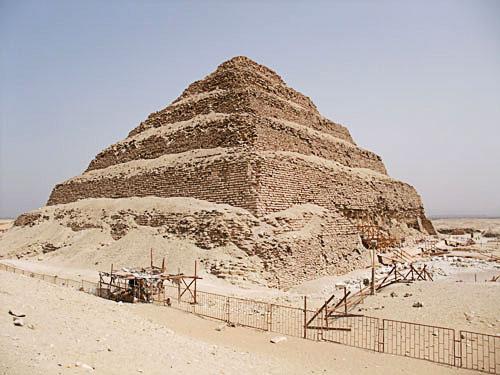 ジェセル王のピラミッド