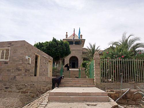 アスワン博物館