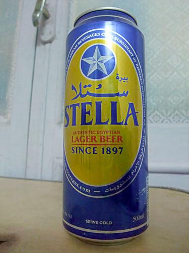 エジプトビール