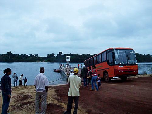 ギアナ三国