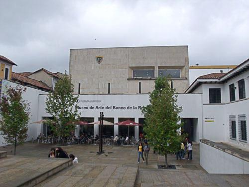 コロンビア中央銀行