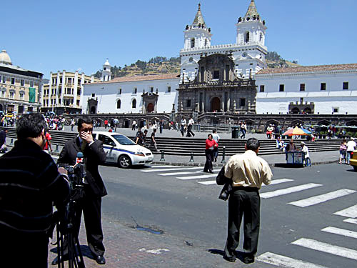 サン・フランシスコ広場