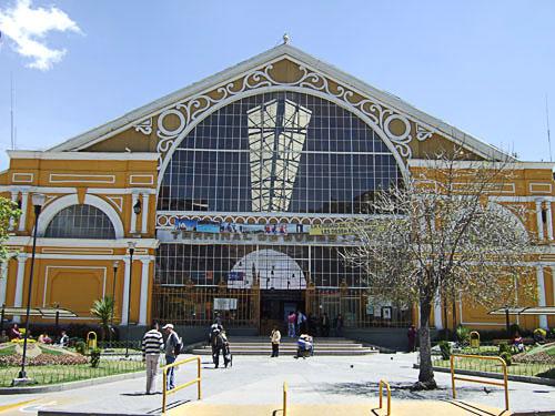 ラパスバスターミナル