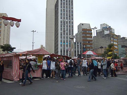 サンパウロ東洋人街