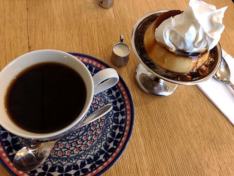 豆電カフェ