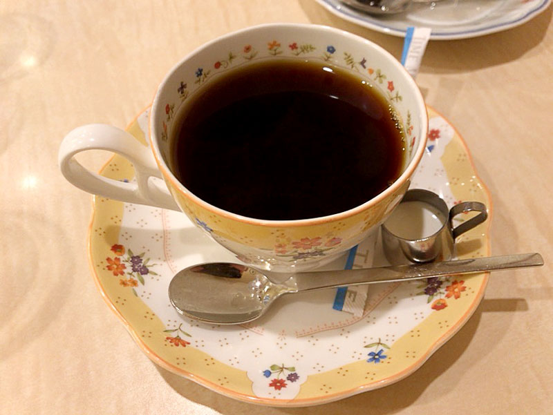 ニュークロップコーヒー