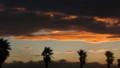 [湘南][江ノ島][夕暮れ][オレンジ][雲][風景][雲]夕暮れ