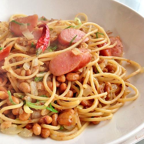 pasta-nattou