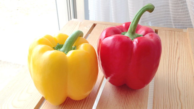 paprika-red-yellow