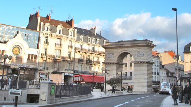 Dijon-Porte-Guillaume