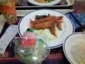 晩飯 at USJ!