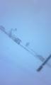 積雪量20センチぐらいかな
