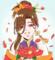 赤い山茶花【あなたがもっとも美しい】