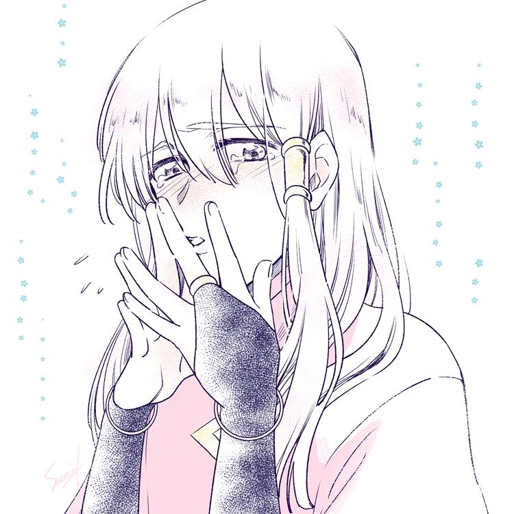 すぐ泣いちゃうるみ~