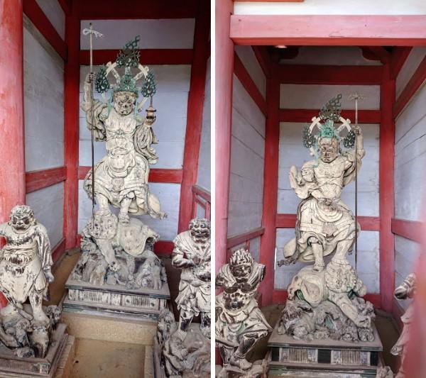 仁和寺中門2