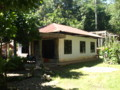 Common house in Indonesia