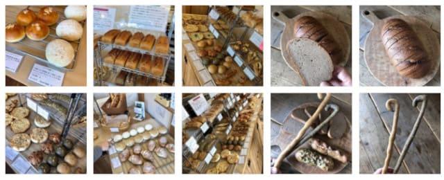 無添加・天然酵母の全粒粉パン『小麦のワルツ』