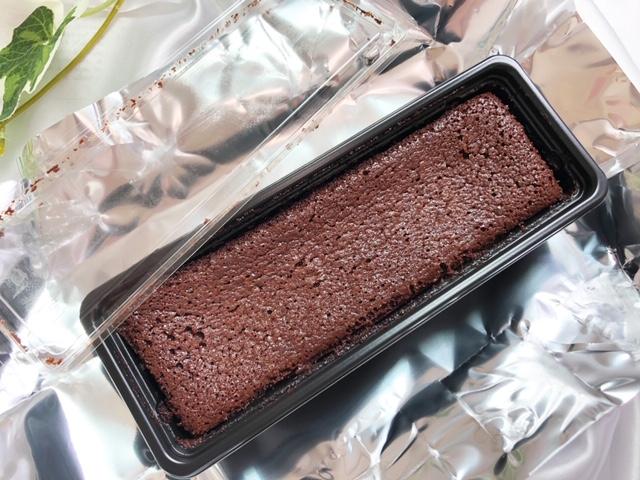 銀のショコラケーキ